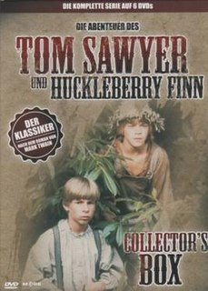<i>Huckleberry Finn and His Friends</i> television program