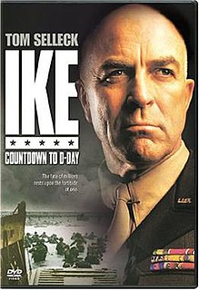 <i>Ike: Countdown to D-Day</i> 2004 American television film directed by Robert Harmon