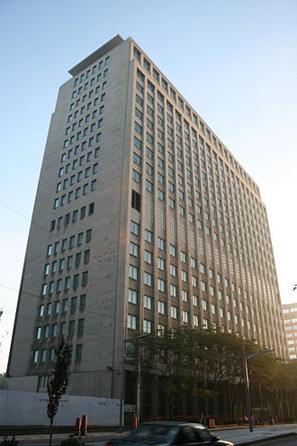 Imperial Oil Building - View of the building in 2007