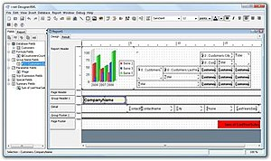 i-net Designer Screenshot