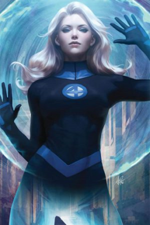 Invisible Woman - Image: Invisible Woman