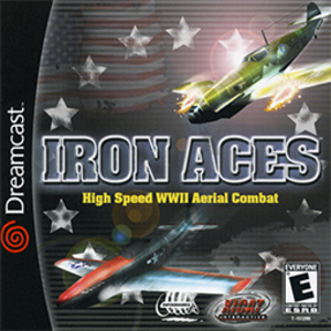 Iron Aces - Image: Iron Aces Coverart