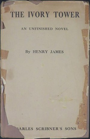 The Ivory Tower - First US edition