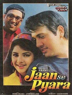 Jaan Se Pyaara - Promotional Poster