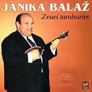 Music of Vojvodina - Janika Balaž, a well known ethnic Roma musician