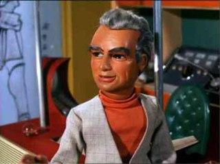 Jeff Tracy Fictional character from Thunderbirds