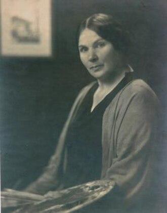 Jennie V. Cannon - Image: Jennie V. Cannon, ca. 1923