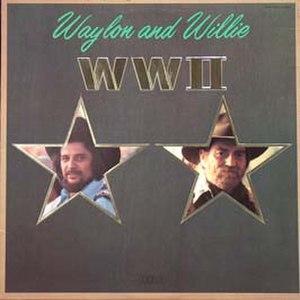 WWII (album) - Image: Jennings Nelson WWII