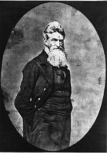 John Brown in 1859