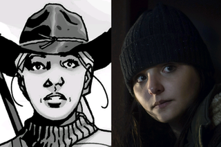 Lydia (<i>The Walking Dead</i>)