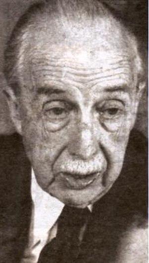 José María Aguirre Gonzalo - Image: José María Aguirre Gonzalo