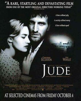 Jude (film) - Theatrical release poster