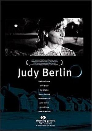 Judy Berlin - Film poster