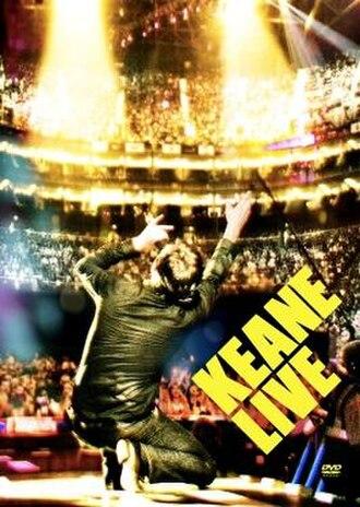Keane Live - Image: Keane Live DVD