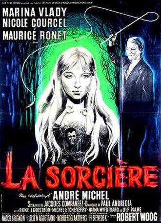 La Sorcière (film) - Image: La Sorcière 1956