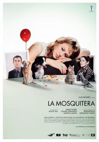 The Mosquito Net - Promotional poster