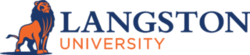 Langston University logo.png