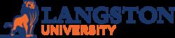 Langston University logo.png