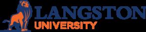Langston University - Image: Langston University logo