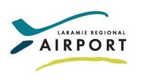 Laramie Regional Airport - Image: Laramie Regional Airport Logo