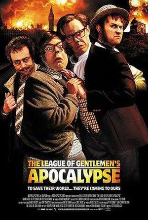 The League of Gentlemen's Apocalypse - Image: League of gentlemens apocalypse