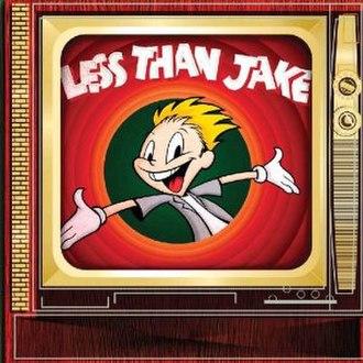 TV/EP - Image: Less Than Jake TVEP
