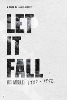 Let It Fall Los Angeles 1982 1992 Wikipedia
