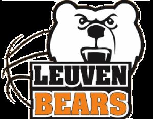 Leuven Bears - Image: Leuven Bears logo