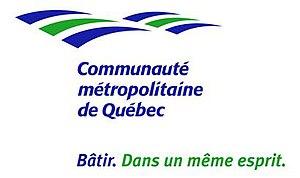 Communauté métropolitaine de Québec - Image: Logo CMQ