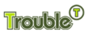 Trouble (TV channel) - Image: Logo of trouble