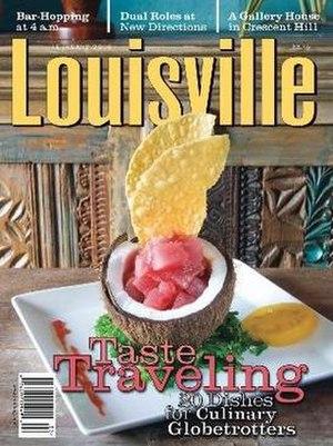 Louisville (magazine) - Image: Louisville magazine