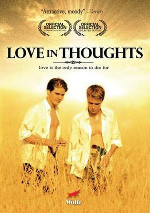 Love in Thoughts - Love in Thoughts DVD cover