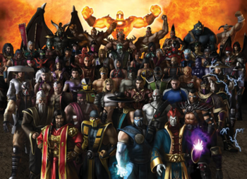 List of Mortal Kombat characters - Wikipedia