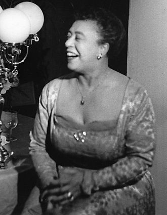 Mabel Mercer - A photograph of Mercer in later life, from the archives of The Mabel Mercer Foundation.