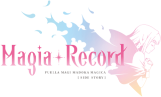 <i>Magia Record</i> Japanese role-playing video game and anime
