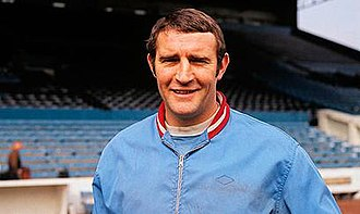 Malcolm Allison - Malcolm Allison in Manchester City colours during the 1970s