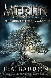 <i>Merlin Book 9: The Great Tree of Avalon</i> book by T.A. Barron