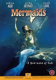 <i>Mermaids</i> (2003 film) 2003 television film directed by Ian Barry