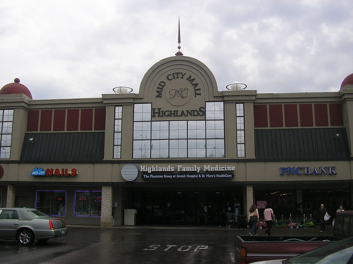 Mid-City Mall