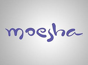 Moesha - Title card