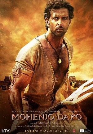 Mohenjo Daro (film) - Theatrical release poster