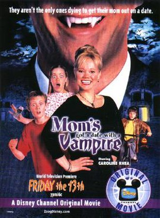 Mom's Got a Date with a Vampire - Promotional advertisement