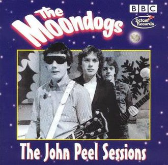 John Peel Sessions (The Moondogs album) - Image: Moondogs BBC