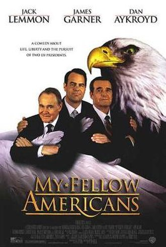 My Fellow Americans - Image: My Fellow Americans Movie Poster