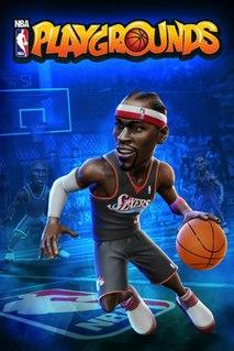 <i>NBA Playgrounds</i> 2017 video game
