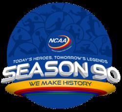 NCAA Season 90 - Wikipedia
