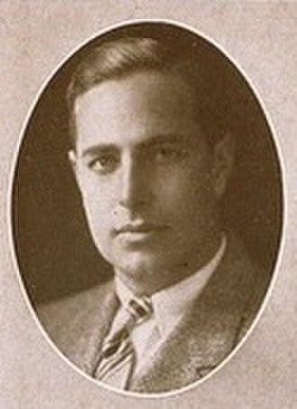 Nash Higgins - Higgins in the Seminole c. 1929