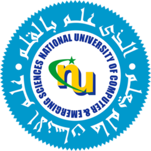 National University of Computer and Emerging Sciences - Image: National University of Computer and Emerging Sciences logo