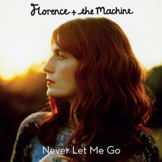 Never Let Me Go (Florence and the Machine song) - Image: Never Let Me Go Official Artwork