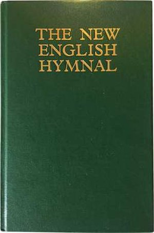 New English Hymnal - Cover of the New English Hymnal